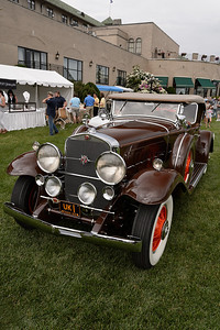 Calvin High's 1931 Cadillac V-16 Roadster