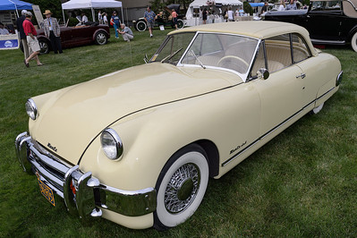 Calvin High's 1952 Muntz Jet Convertible