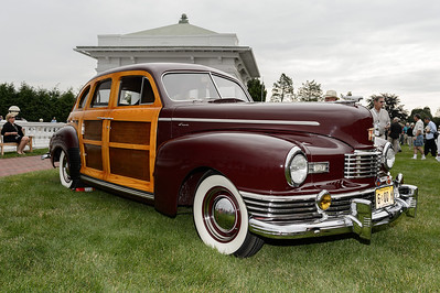 Dave and Elaine Kraus' 1946 Nash Suburban 4-Door Sedan