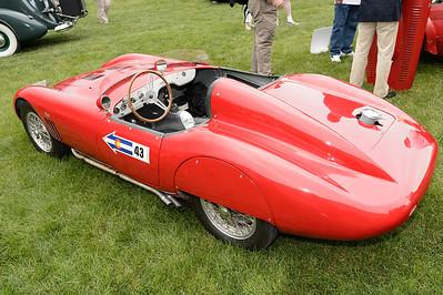 1958 OSCA Typo S Roadster