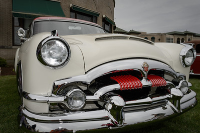 Ralph and Adeline Marano's 1953 Packard Balboa X 2-Door Hardtop Coupe