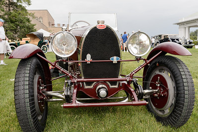 Dick and Marcia King's 1927 Bugatti Type 43 Grand Sport