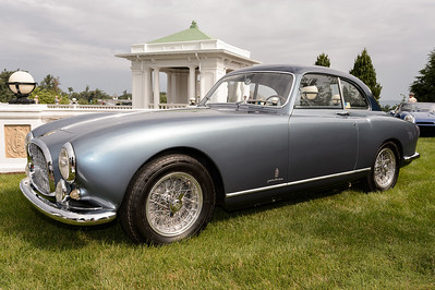 Edmond Karam's 1953 Ferrari 212 Inter Coupe
