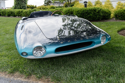 1962 Shark Roadster - One of only six built