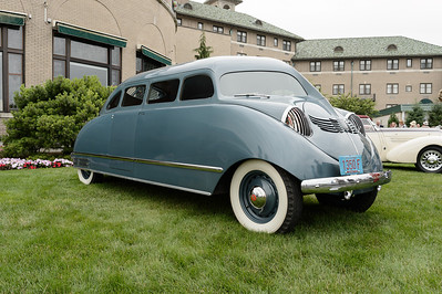 1936 Stout Scarab - Only nine were ever built