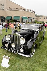 Rolls-Royce Foundation's 1946 Rolls-Royce Silver Wraith Saloon