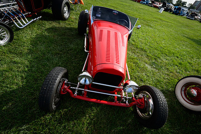 David Berman's 1926 Ford Modified T - The Rodder's Journal 2012 Vintage Speed & Custom Revival