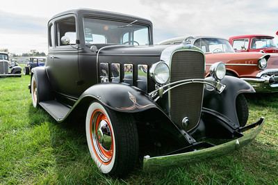 Martin Kocevar's 1932 Chevy Coupe - The Rodder's Journal 2012 Vintage Speed & Custom Revival