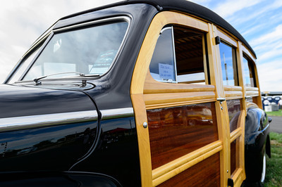 Gary Case's 1948 Ford Woody - The Rodder's Journal 2012 Vintage Speed & Custom Revival