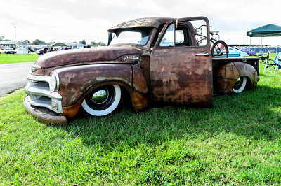 Craig Dolan's 1954 Chevy - The Rodder's Journal 2012 Vintage Speed & Custom Revival