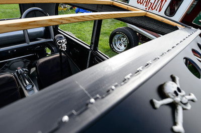 John Hutchinson's 1929 Ford Hot Rod - The Rodder's Journal 2012 Vintage Speed & Custom Revival