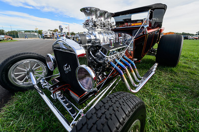 Rich Hoefling's 1923 Ford T-bucket - The Rodder's Journal 2012 Vintage Speed & Custom Revival
