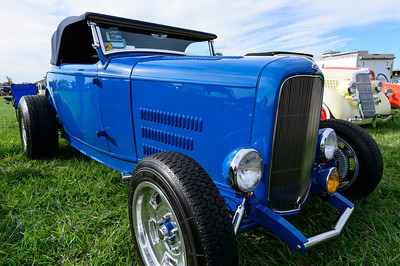 Dave Pearlman's 1932 Ford Roadster - The Rodder's Journal 2012 Vintage Speed & Custom Revival