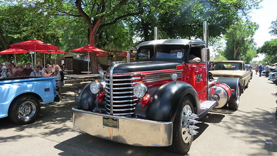 NSRA 35TH ANNUAL ROCKY MOUNTAIN STREET ROD NATIONALS – 2019  Pueblo, CO   Dates: 06/21/2019 ‐ 06/23/2019