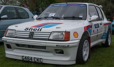 Peugeot T16 look-alike