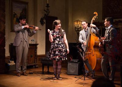 Caramoor Holiday Tea Musicale 2015