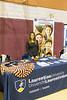 Career Day at Delores D. Echum Composite Secondary School in Moose Factory. Laurentian University.