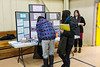 Career Day at Northern Lights Secondary School in Moosonee 2013 February 28th. Keewaytinok Native Legal Services.