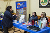 Career Day at Northern Lights Secondary School in Moosonee 2013 February 28th. Moosonee Native Friendship Centre.