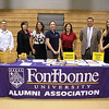 Alums return to Fontbonne as recruiters!