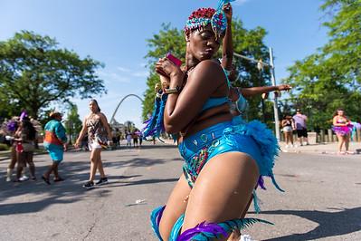 Toronto Caribbean Carnival aka Caribana