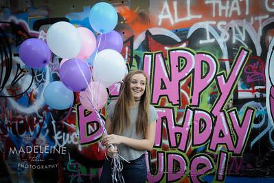 Carina's 16th Birthday