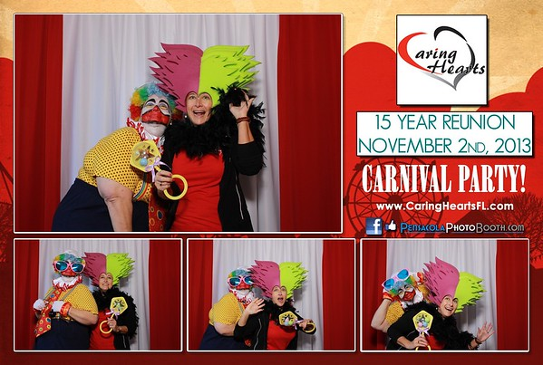 Caring Hearts 15 Year Reunion 11-02-2013