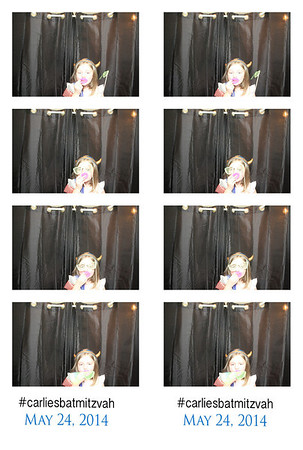 Carlie Bat Mitzvah Photo Booth -145