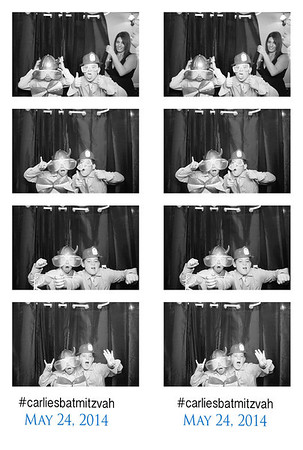 Carlie Bat Mitzvah Photo Booth -107