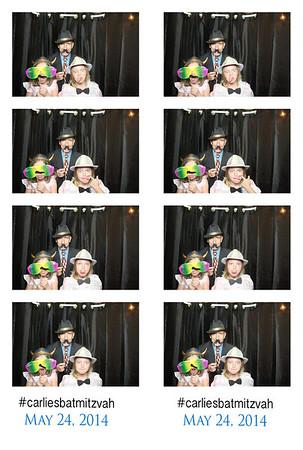 Carlie Bat Mitzvah Photo Booth -118