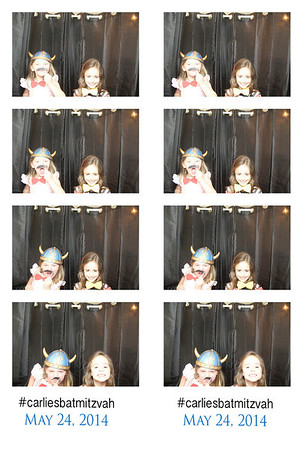 Carlie Bat Mitzvah Photo Booth -147
