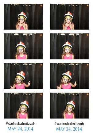 Carlie Bat Mitzvah Photo Booth -153
