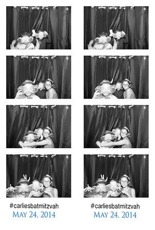 Carlie Bat Mitzvah Photo Booth -105