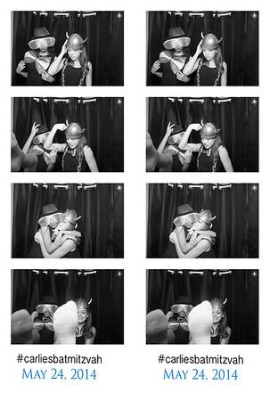 Carlie Bat Mitzvah Photo Booth -140