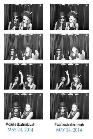 Carlie Bat Mitzvah Photo Booth -127