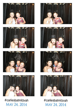 Carlie Bat Mitzvah Photo Booth -168