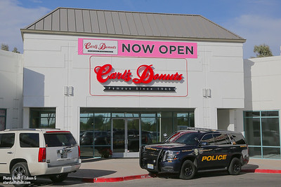 Carl's Donuts Grand Opening