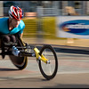 5436 - The wheelchair racers won my heart with their competitive spirit and determination! And they were very fast too!
