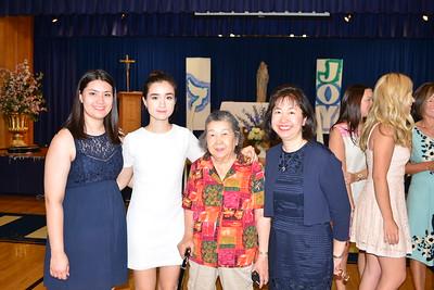 Carmela's Graduation