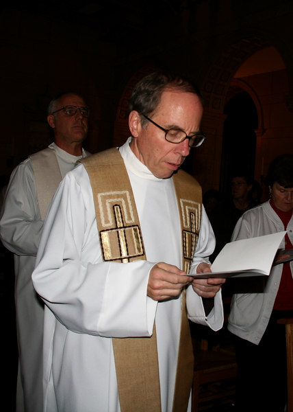 Gerald Werner, O.C.D., Provincial for the Discalced Carmelites of the Western Province