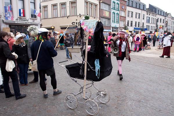 Carnaval 2009 disdag