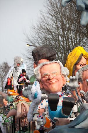 Carnaval Aalst 2010 maandag stoet