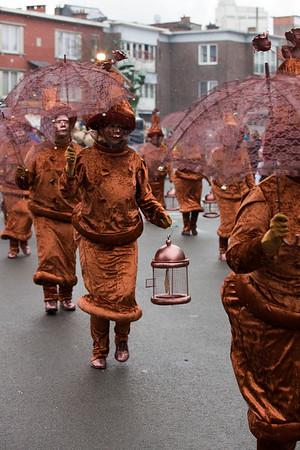 Carnaval Aalst 2010 zondag stoet