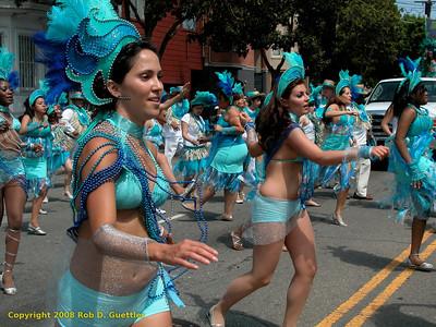 Carnaval San Francisco 2008