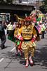 Parader at Carnival del Pueblo London 2009