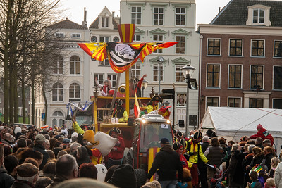 Deventer Carnaval optocht 2008