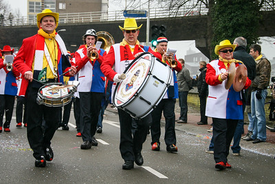 Deventer Carnaval optocht 2009