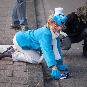 Deventer Carnaval optocht 2012