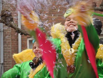 Carnaval Uulehat 2012 - Carnavalsoptocht