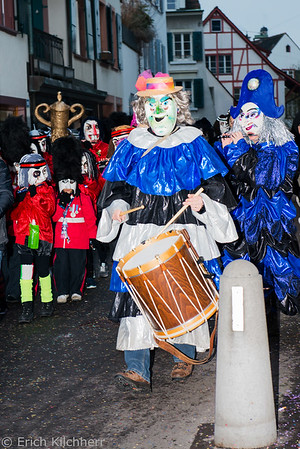 Carneval Basel, Switzerland, 2016